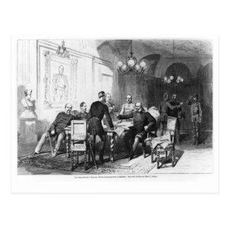 Consejo de la guerra en la prefectura de Versalles Tarjetas Postales