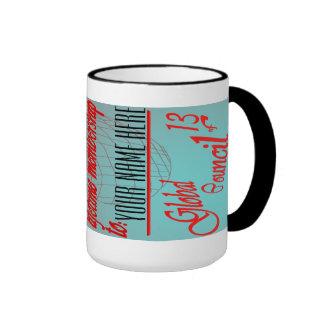 Consejo de la taza de café de 13 miembros