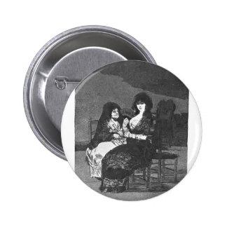 Consejo fino de Francisco Goya- Pins