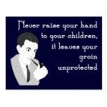 Consejo para la postal de los papás