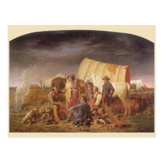 Consejo sobre la pradera por Ranney, americano del Postales