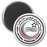 Consejo transitorio nacional del sello de Libia Iman De Frigorífico