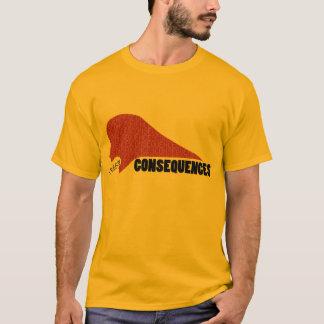 Consequences Logo T-Shirt