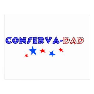 conservadad postcard