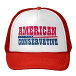 Conservador americano gorros