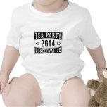 Conservador de la fiesta del té traje de bebé