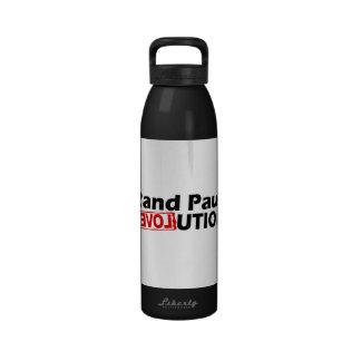 Conservador de la revolución de Paul del rand Botella De Beber