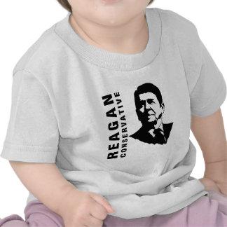 Conservador de Reagan Camisetas