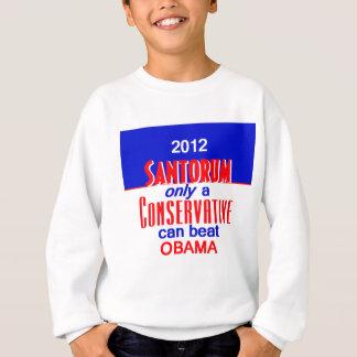 CONSERVADOR de Santorum Sudadera
