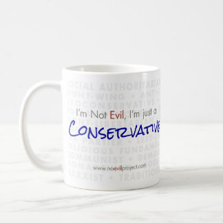 Conservador - no soy taza malvada