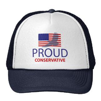 Conservador orgulloso gorro