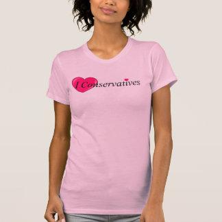 Conservadores del corazón I T-shirts
