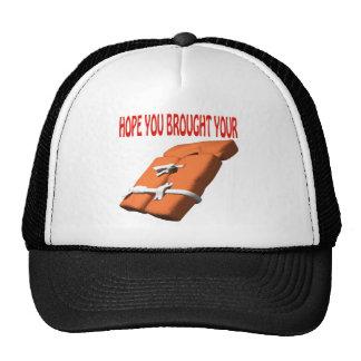 Conservante de vida gorras