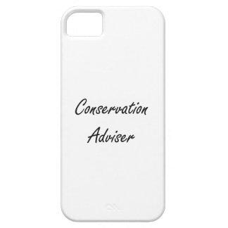 Conservation Adviser Artistic Job Design iPhone 5 Cover