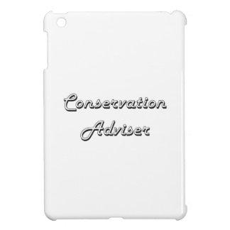 Conservation Adviser Classic Job Design iPad Mini Case