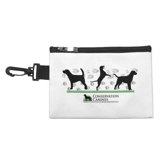 Conservation Canine Gear Paw Prints & Boot Prints Accessories Bags