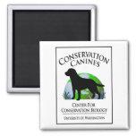 Conservation Canine Magnet