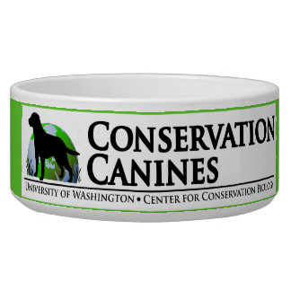 Conservation Canines Cat Water Bowl