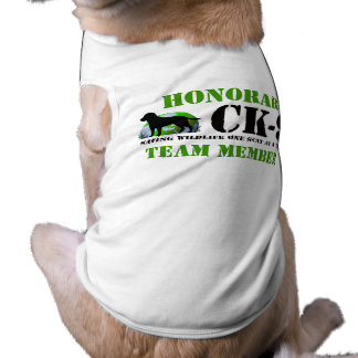 Conservation Canines Funny Dog Clothes