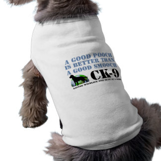 Conservation Canines Funny Dog Dog Clothes
