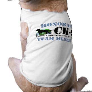 Conservation Canines Funny Dog Dog T Shirt