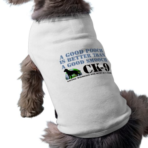 Conservation Canines Funny Dog Pet T Shirt