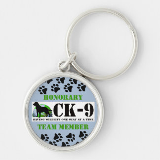 Conservation Canines Gear Key Chain