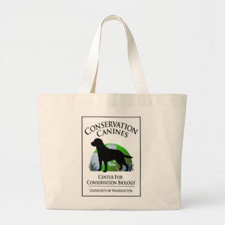 Conservation Canines Gear Tote Bag
