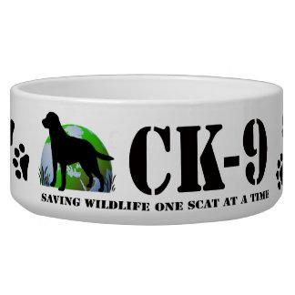Conservation Canines Pet Bowls