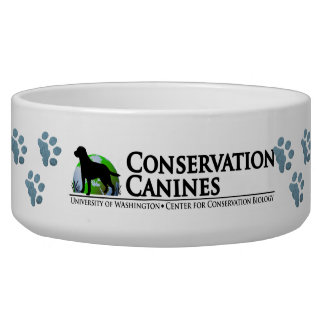 Conservation Canines Pet Bowl