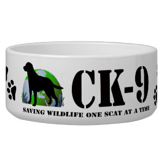 Conservation Canines Pet Bowls
