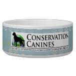 Conservation Canines Pet Water Bowls
