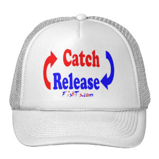 Conservation Collection by FishTs.com Mesh Hats