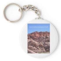 Conservationist Keychain