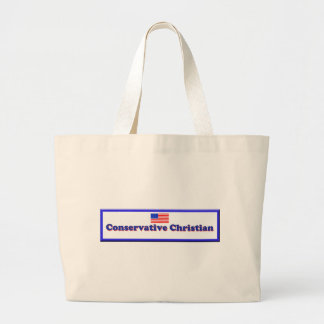 Conservative_Christian Tote Bag