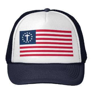 Conservative Christian Trucker Hat