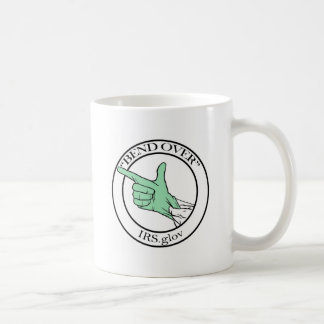 Conservative Coffee Mug. FEEL THE gLOVE Coffee Mug