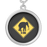 Conservative Crossing Necklaces