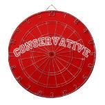 Conservative Dartboard