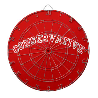 Conservative Dartboard