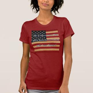 Conservative Diet Fashion T-Shirt