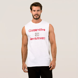 Conservative Equals Revolutionary T-Shirt