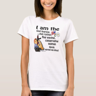 Conservative Girl T-Shirt