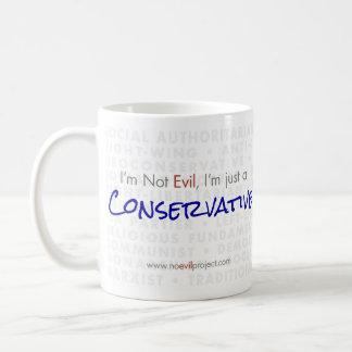 Conservative - I'm not Evil Mug