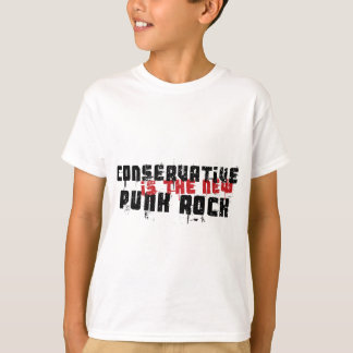 Conservative Is the New Punk Rock T-Shirt