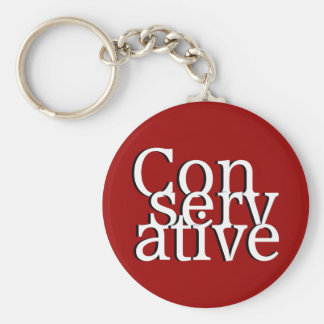 Conservative Keychain