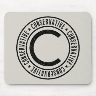 Conservative Mouse Pad