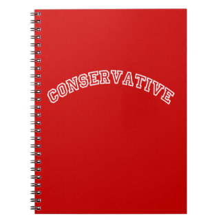 Conservative Notebook