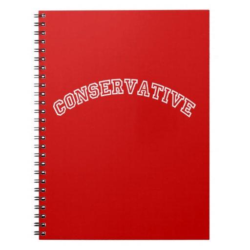 Conservative Notebook