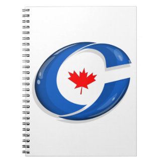 Conservative Party of Canada Nootebook Notebook